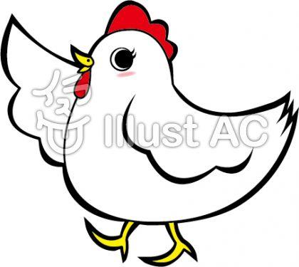 鶏肉イラスト無料イラストならイラストac