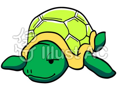 turtleのイラスト