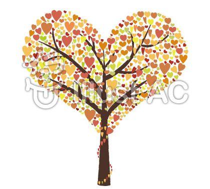 【リクエスト】紅葉バージョン ハートの木