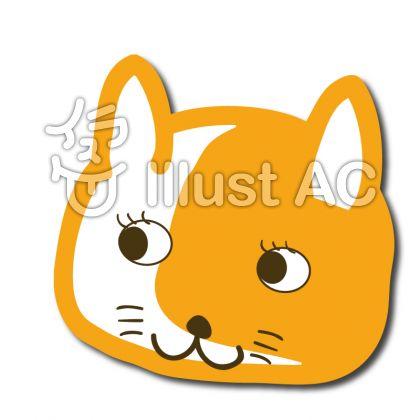 猫3のイラスト