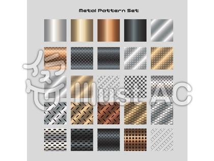 メタルパターン
