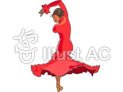 女性・ダンサー