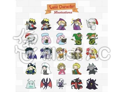 ゲームキャラクター