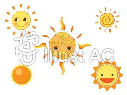 太陽セット
