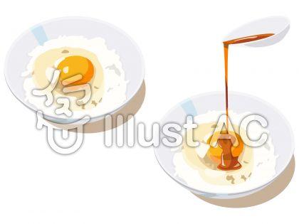 卵かけご飯・無背景