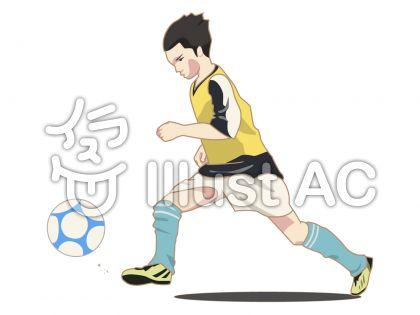 男の子・サッカー