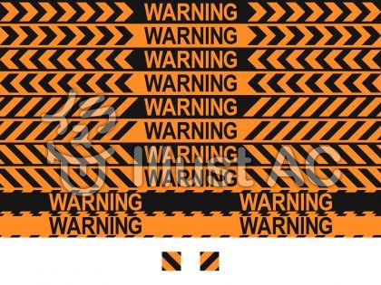 WARNINGラインセット