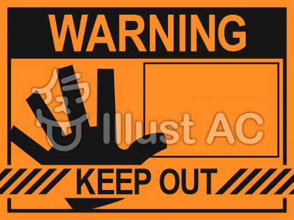 WARNINGメッセージ1