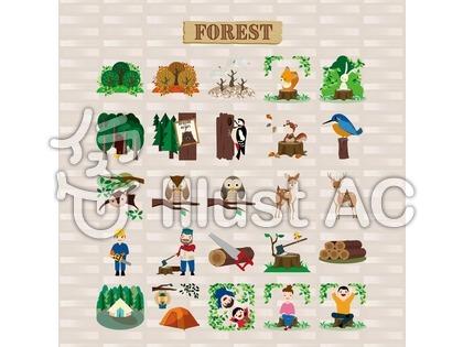 森のパック