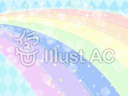 虹・blue
