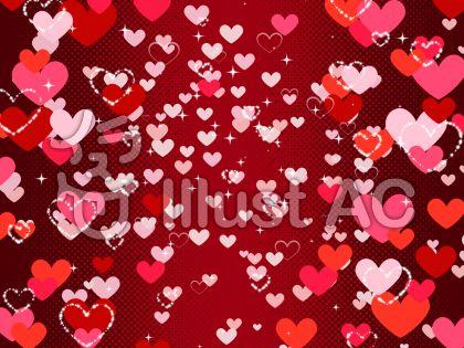 ハートグラデーション・バレンタイン