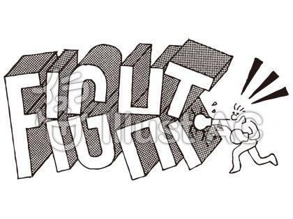 新しい自分への挑戦(自己啓発)FIGHT