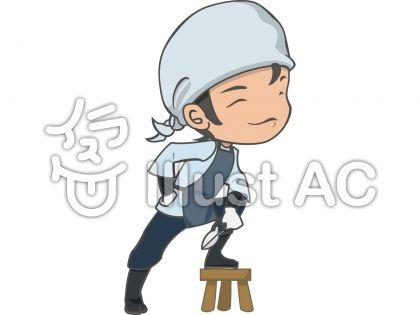 男性・植木職人